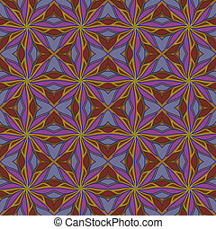 Colorful seamless pattern - abstrac