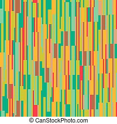 Colorful seamless pattern with vertical lines