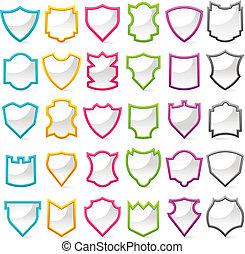 Colorful Shield