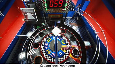 slot machine, that rotates, child slots - colorful slot...