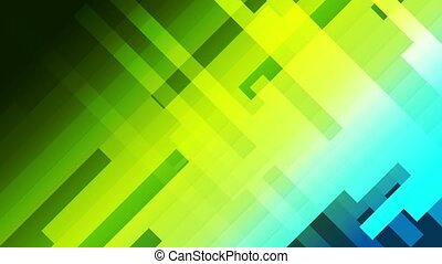 Colorful technology abstract video animation - Colorful...