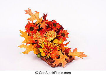 Thanksgiving Horn Of Plenty - Colorful Thanksgiving Horn Of...