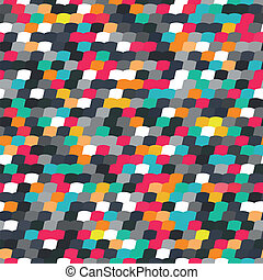 colorful tile seamless pattern