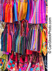 Colorful Traditional Bags