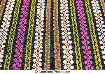Colorful Turkish carpet
