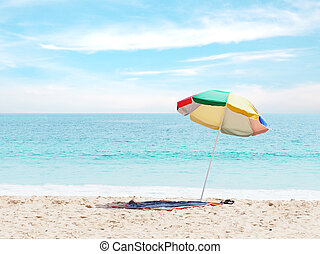summer sand beach