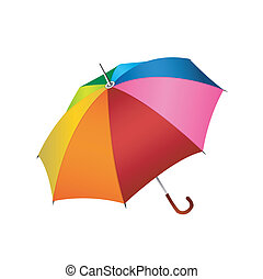 umbrella - colorful umbrella