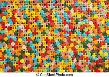 colorful wall texture background