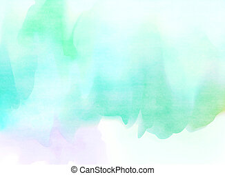 Colorful Watercolor. Grunge texture background. Soft background.