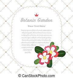 Colorful watercolor texture vector nature botanic garden...