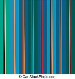 Colorful with Strips vertical abstract pattern