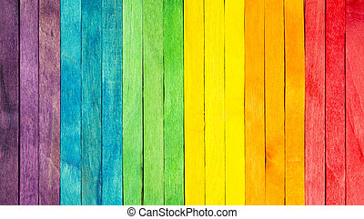colorful wood abstract background
