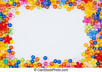 Bead Frame - Colorfull Bead Frame