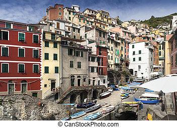 colori, italiano