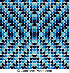 colorido, círculos, plano de fondo