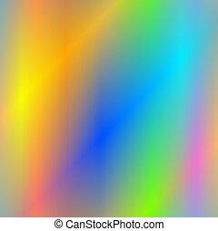 colorido, gradiente
