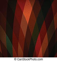 colorido, rayos, resumen, fondo., vector, eps10