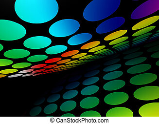 coloridos, abstratos