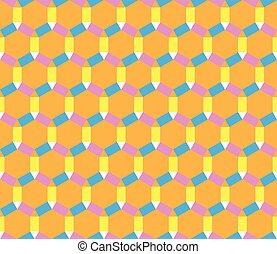 coloridos, abstratos, seamless, padrão