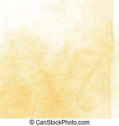 coloridos, criado, aquarela, me., fundo