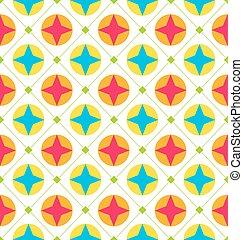 coloridos, formas, seamless, textura, fundo, geomã©´ricas