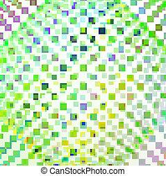 coloridos, ilustração, abstratos, eps10., criativo, vetorial, fundo