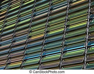 coloridos, janelas