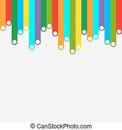 coloridos, listras, fundo