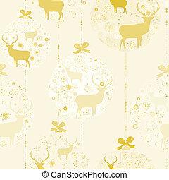 coloridos, natal, seamless, pattern., eps, 8