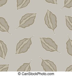 coloridos, padrão, seamless, folhas, outono, fundo