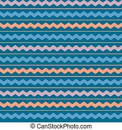 coloridos, padrão, seamless, ziguezague, ou, desenho, chevron, seu