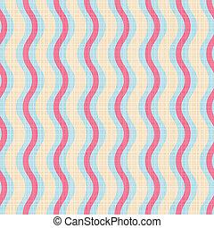 coloridos, seamless, padrão