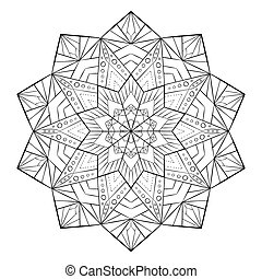 Coloring book for adults. Look my portfolio for more -...