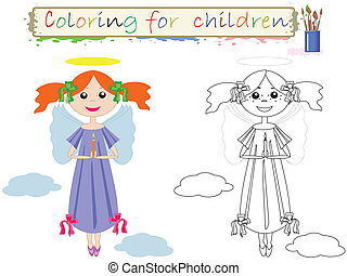 Coloring for children