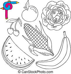 Coloring image fresh collection