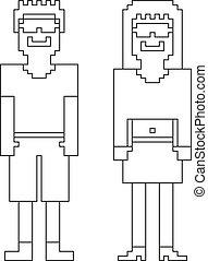 coloring, -, isoleret, (pi, 2, 8bit, bog