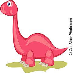 dino - coloring pages for childrens with funny...
