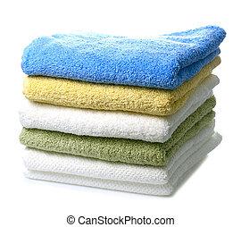 colorito, asciugamani
