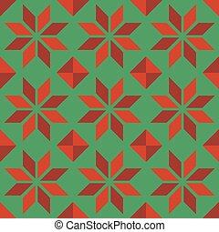 colorito, astratto, pattern., seamless, vettore, fondo