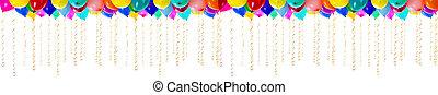 colorito, isolato, alto, bianco, xxl, risoluzione, palloni