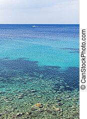 colorito, mediterraneo, marina
