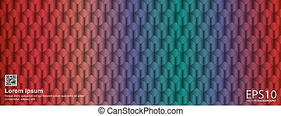 colorito, modello, astratto, seamless, fondo., geometrico