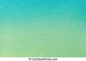 colors., 芸術, 抽象的, 明るい緑, トルコ石, キャンバス。, 絵, 水彩画, 背景