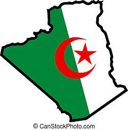 colors of Algeria