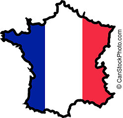 colors of France