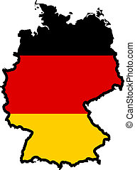 colors of Germany