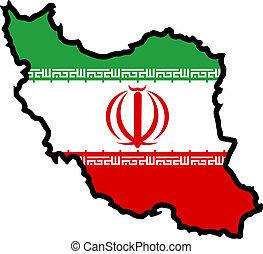 colors of Iran