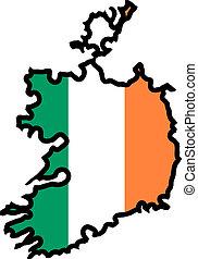 colors of Ireland