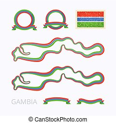 Colors of the Gambia