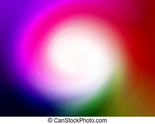 Colors spectrum